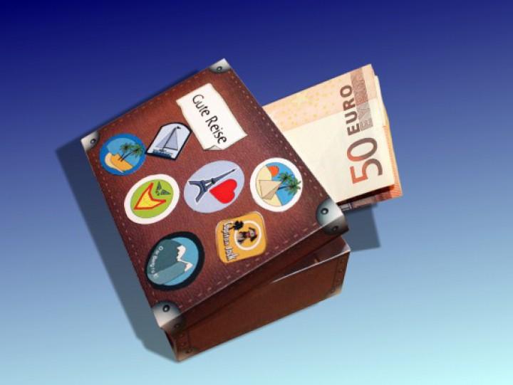 Geldgeschenke Koffer  Designerspiele