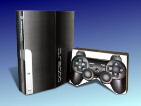 Bastelbogen Spielkonsole DS3000