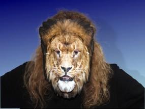 Tiermaske Löwe Leo