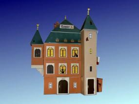 Bastelartikel Papierhaus Looser