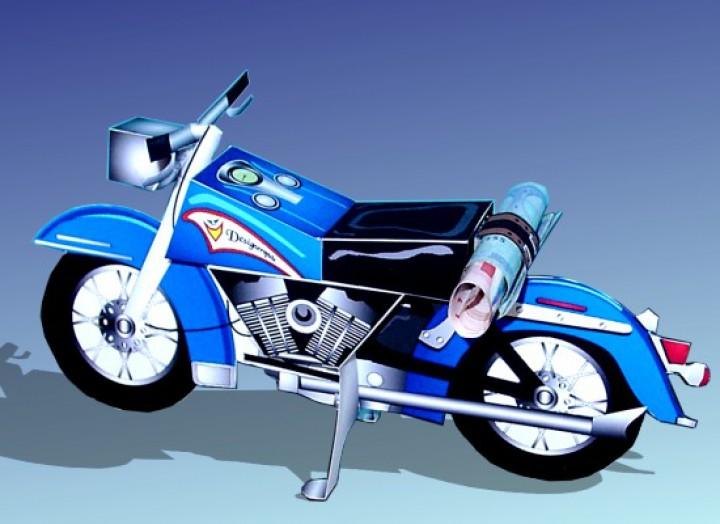 Geldgeschenk Motorrad Zum Ausdrucken Und Basteln Designerspiele