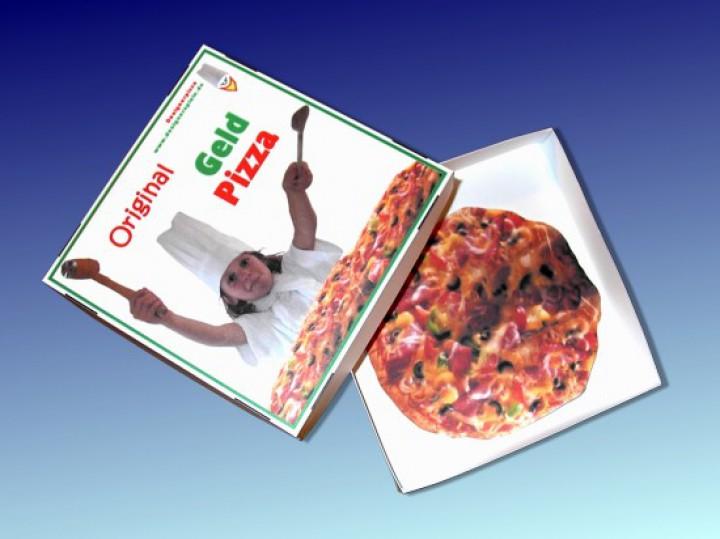 Geldgeschenke Pizza Designerspiele